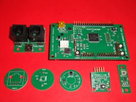 Wunder Weather Station boards